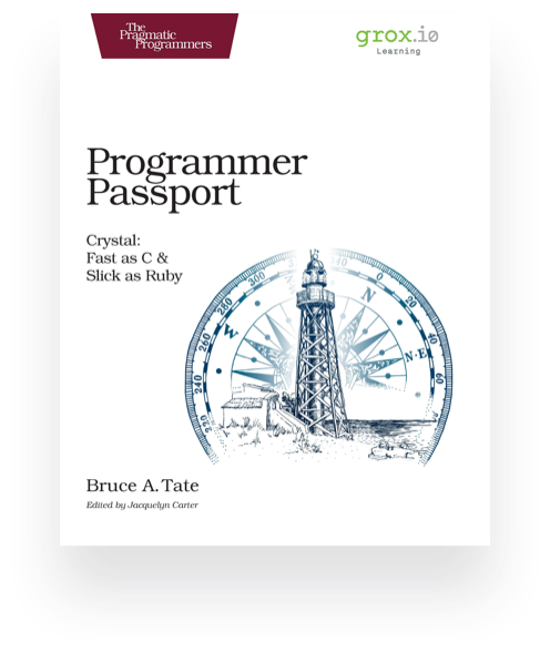Programmer Passport Crystal